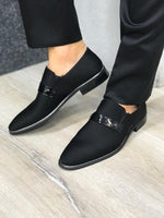 Load image into Gallery viewer, Black Dress Shoes