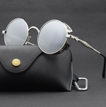 Load image into Gallery viewer, Steampunk Polarized Sunglasses