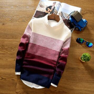 Men's Realm Knitted Sweater