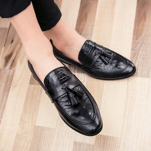 Men's Realm Italian Leather Shoes