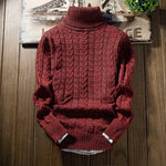 Load image into Gallery viewer, Brescia Turtleneck Sweater