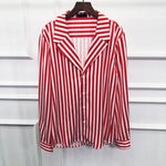 Load image into Gallery viewer, Men's Realm Classic Striped Shirt