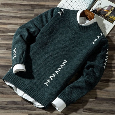 Casual Wool Sweater