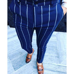 Load image into Gallery viewer, Casual Striped Pants