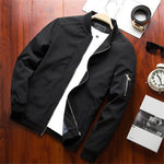 Load image into Gallery viewer, Men's Realm Slim Fit Bomber Jacket