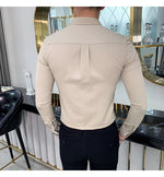 Load image into Gallery viewer, Casual Long Sleeve Shirt