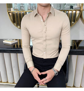 Casual Long Sleeve Shirt