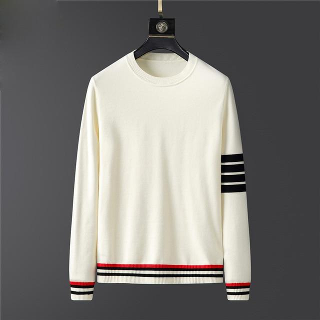 Casual Slim Fit Sweater