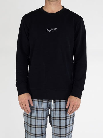 Sly Guild Signature Merino Crewneck Sweater