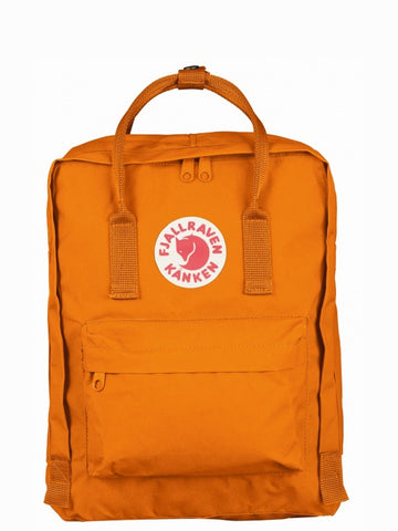Fjallraven Kanken Classic Burnt Orange