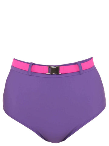 XCHARNAUD Epic Bikini Bottom Purple