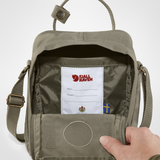 Fjallraven Kanken Sling Ox Red