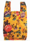 Poppy Lissiman Thank You! Shopper 2.0 Yellow Brocade