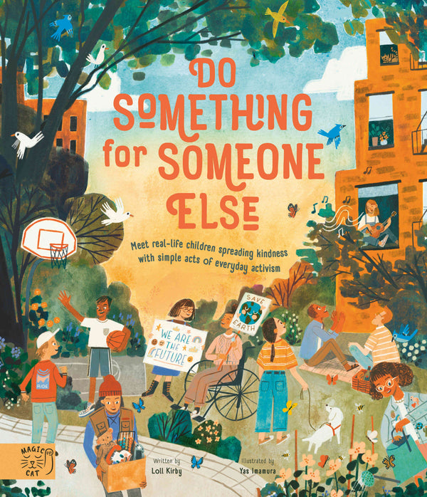 Do Something For Someone Else By Loll Kirby & Yas Imamura