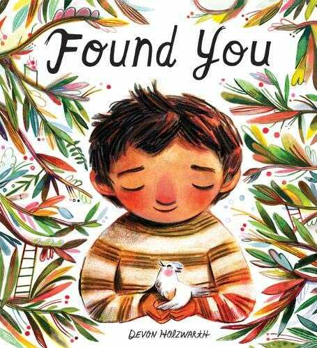 Found You By Devon Holzwarth