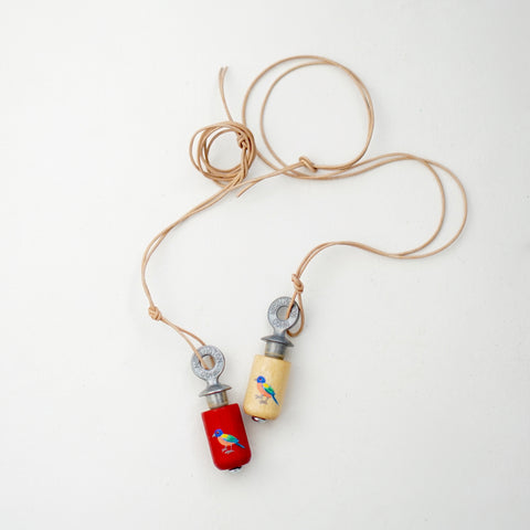 Audubon Bird Caller Necklace -PRE ORDER