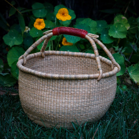 Mama's Forager's Basket - Natural