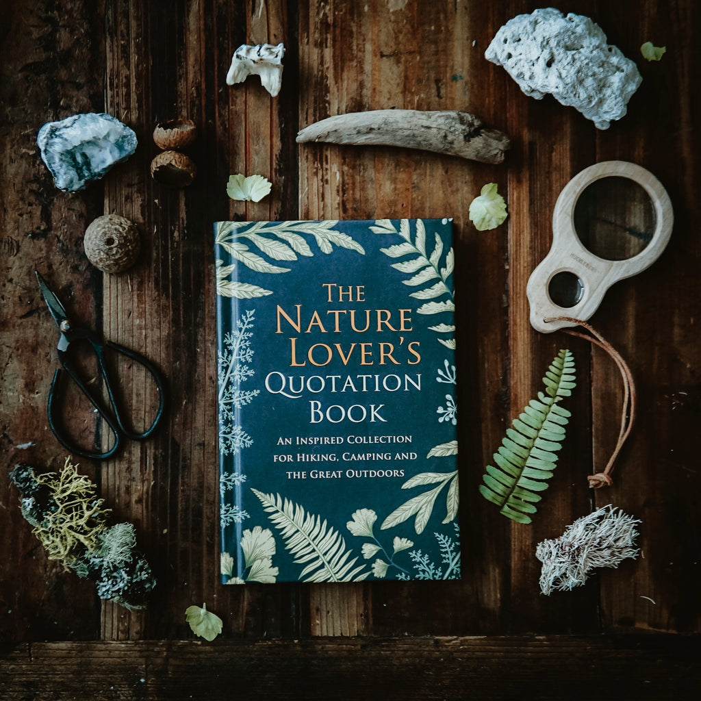 The Nature's Lovers Quotation Book