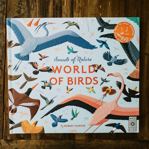 Sounds of Nature - World of Birds