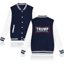 Load image into Gallery viewer, Trumpsters Baseball Jacket