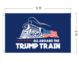 Trumpsters Flag 3x5 ft
