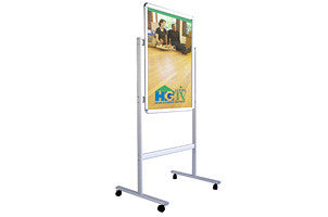 Rolling Snap Frame Display Single-Sided