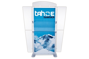 Tahoe Twistlock Rack Graphic Package