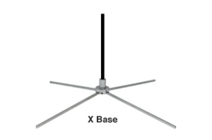X Base for Falcon 7ft Banner Stand
