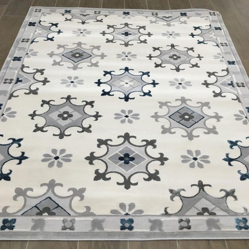 KP 2007 Cream 160x220cm Rug - The Rugs Outlet