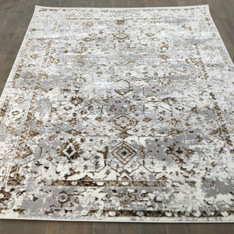 KP 1950 Beige 160x230cm Rug - The Rugs Outlet