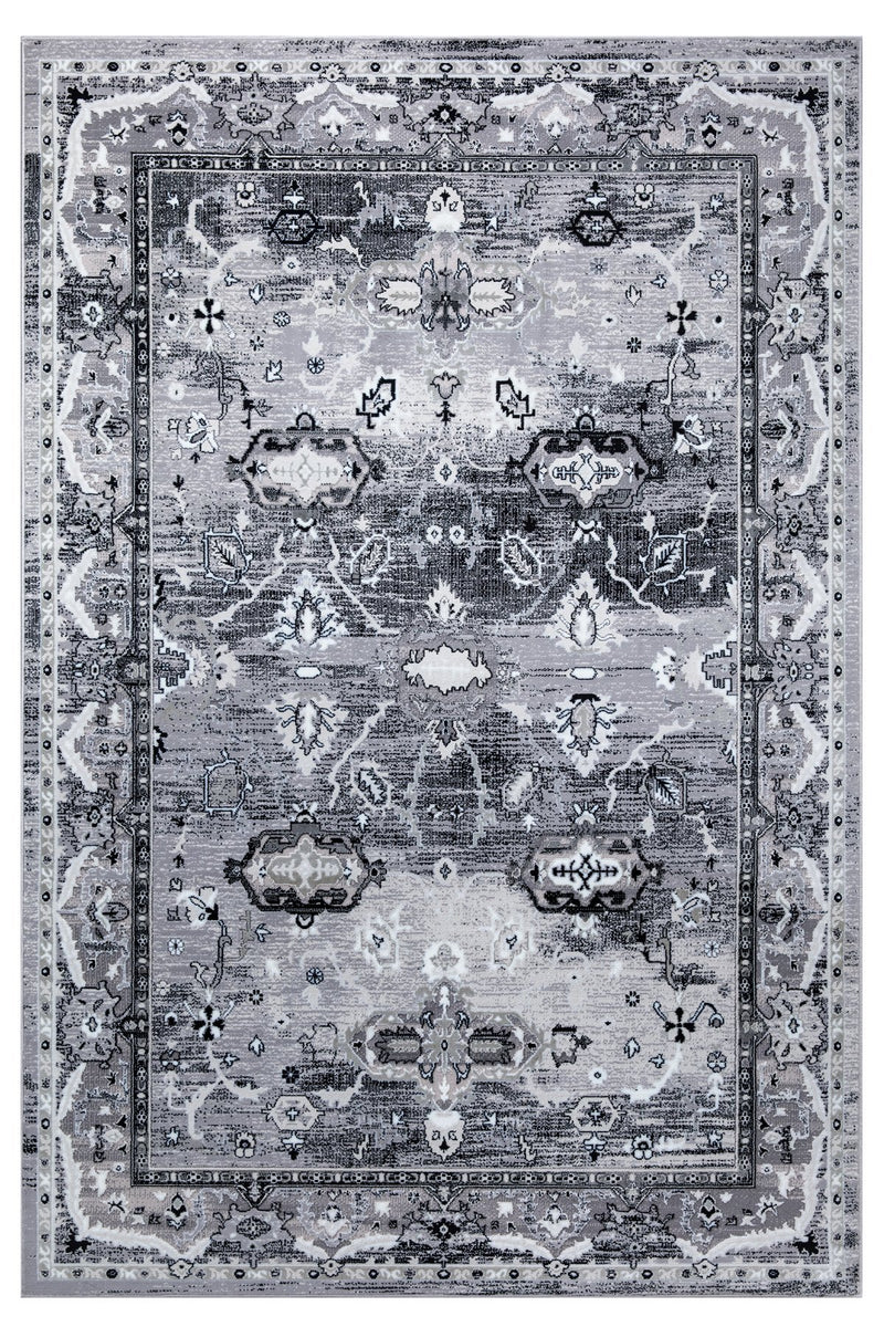 New York 2951 Grey Rug - The Rugs Outlet