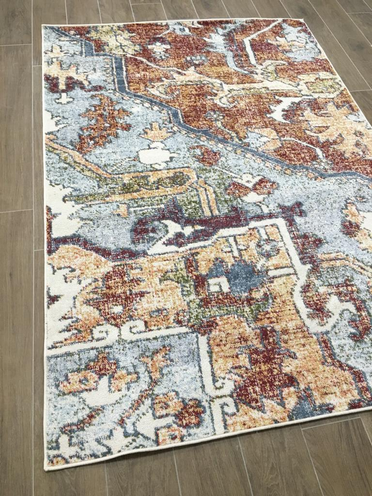 KP 1833 Multi 160x230cm Rug - The Rugs Outlet