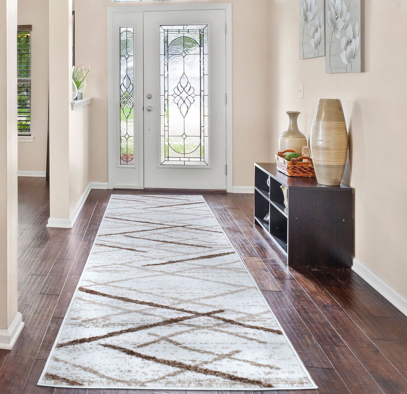 Salvador Cream Beige Rug - The Rugs Outlet