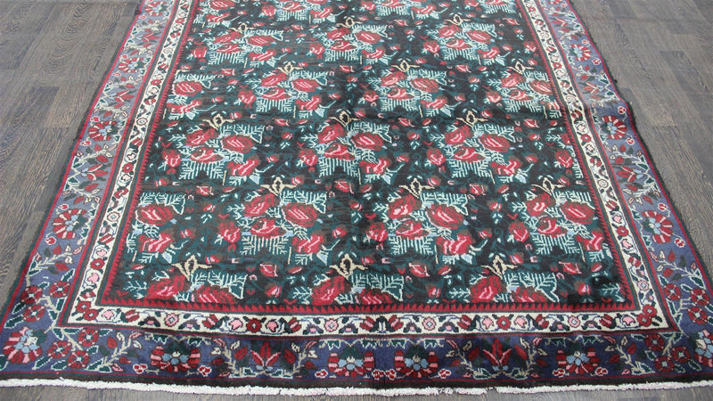 Traditional Vintage Handmade Rug 181x280cm - The Rugs Outlet