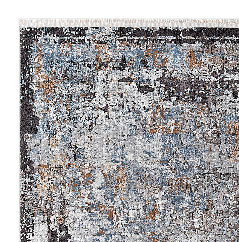 Kalipso 01715 Grey & Beige Rugs The Rugs Outlet