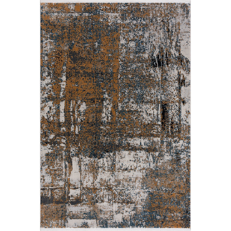 Luxi 8654 Bronze Rugs The Rugs Outlet