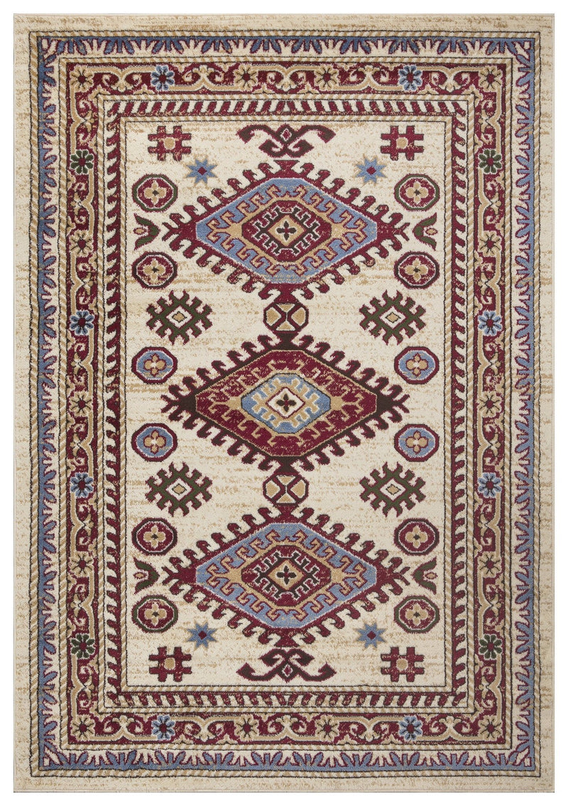 Qashqai 5576 Traditional Cream Rug The Rugs Outlet