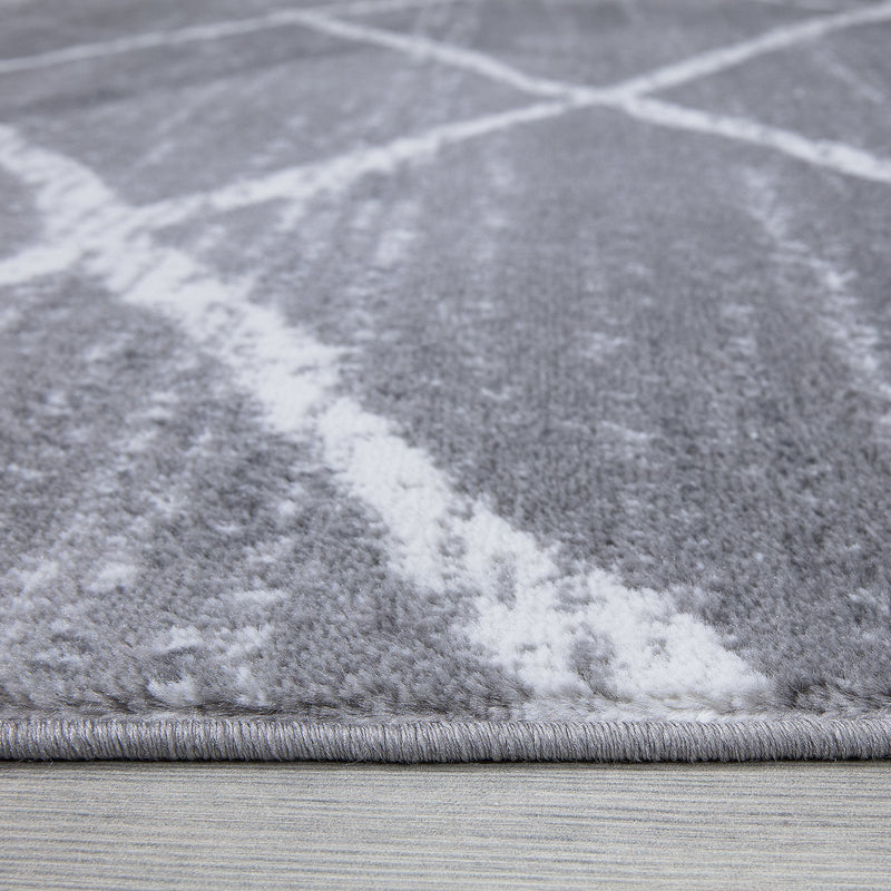 Modern Salvador 9957 Grey Rugs The Rugs Outlet