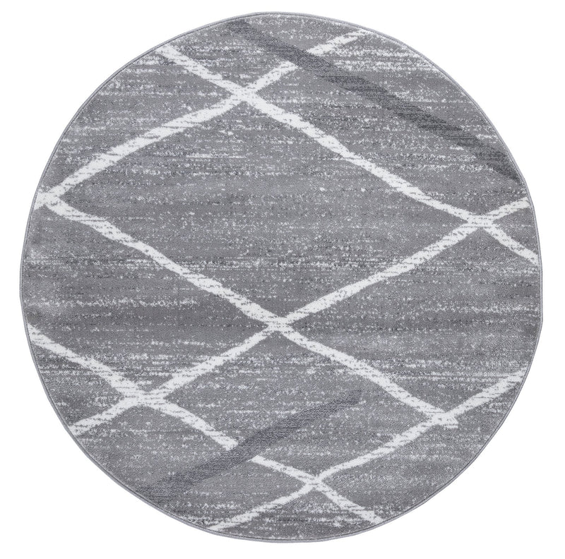 Salvador 9957 Grey Rugs - The Rugs Outlet