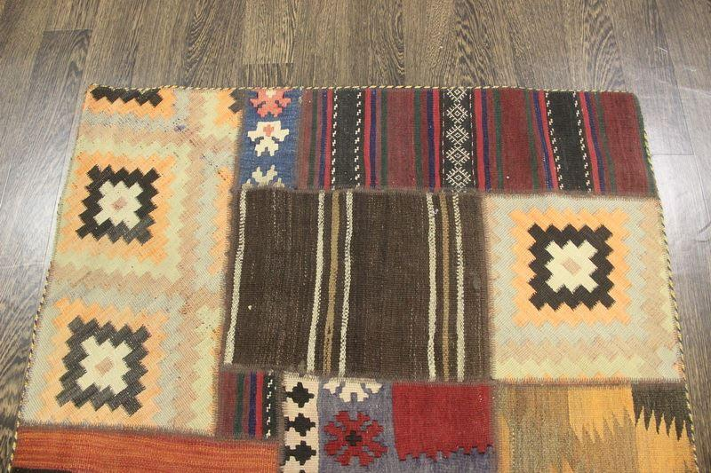 Traditional Vintage Handmade Rug 100x160cm - The Rugs Outlet