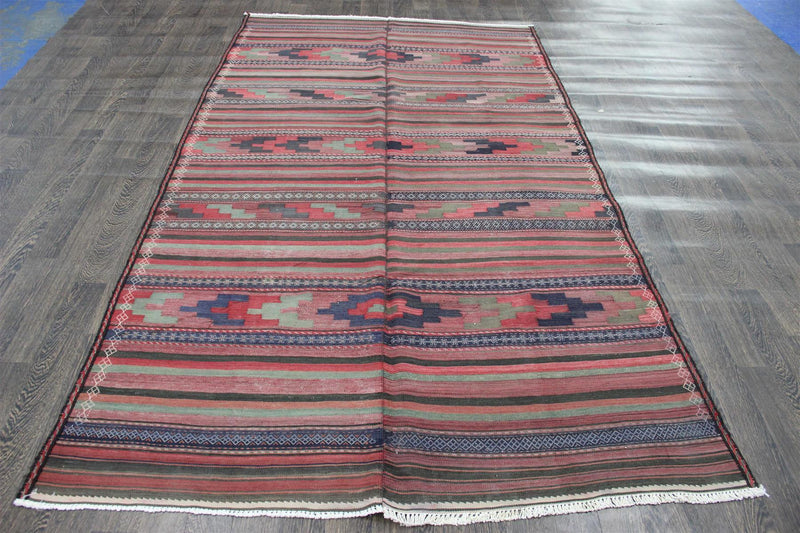 Traditional Vintage Handmade Rug 160x280cm - The Rugs Outlet