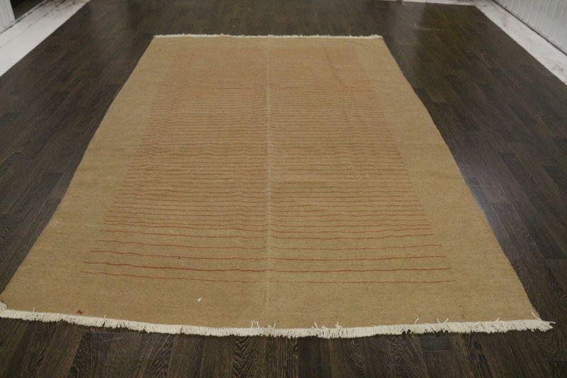 Traditional Vintage Handmade Rug 190x275cm The Rugs Outlet