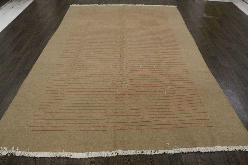 Traditional Vintage Handmade Rug 192x289cm - The Rugs Outlet