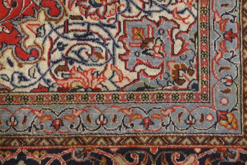 Traditional Vintage Handmade Rug 300x404cm - The Rugs Outlet