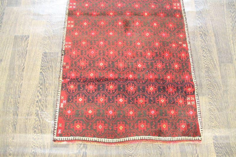 Traditional Vintage Handmade Rug 80x150cm - The Rugs Outlet