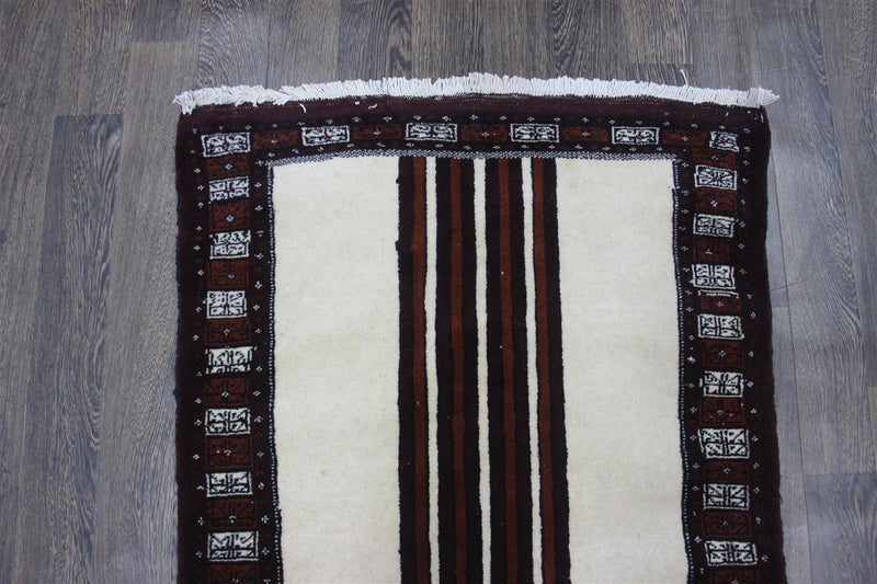 Traditional Vintage Handmade Rug 80x95cm - The Rugs Outlet