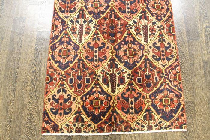 Traditional Vintage Handmade Rug 92x164cm - The Rugs Outlet