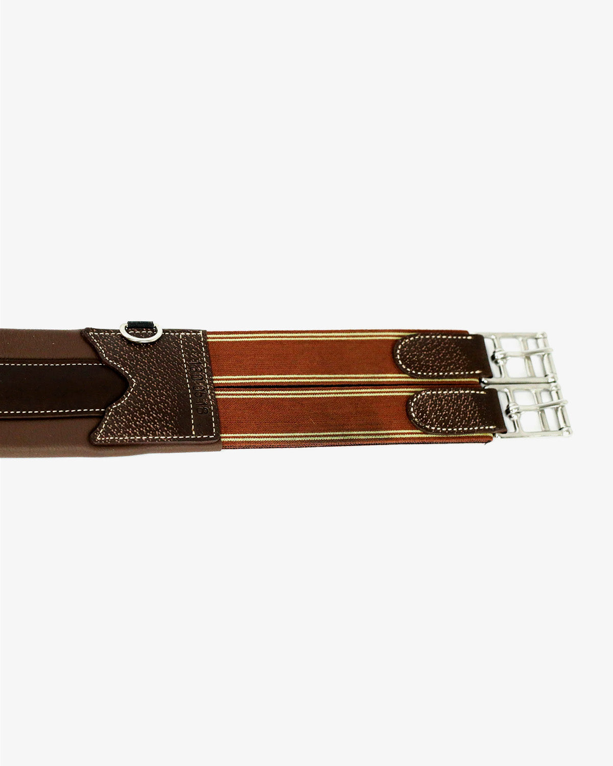 A7 Leather Stud Girth