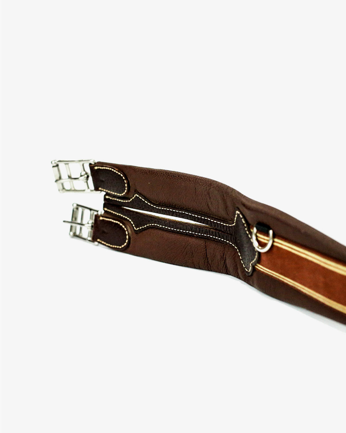 A5 Elastic Leather Girth
