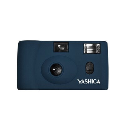 Yashica MF-1 Film Camera (Pre-loaded with ISO400 Film)